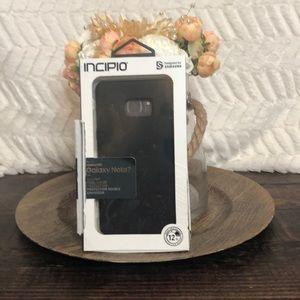 Incipio Dualpro Galaxy Note 7 Case - Black